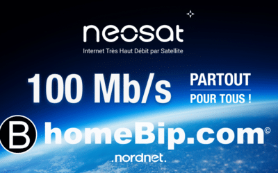 Internet Satellite neosat